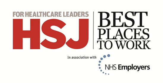 HSJ Best Place to Work