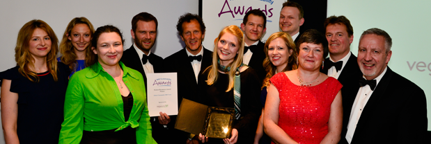nhs sustainability award news story