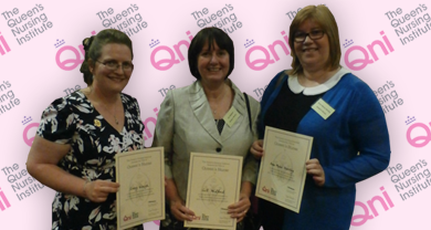 Queen's Nurse Awards
