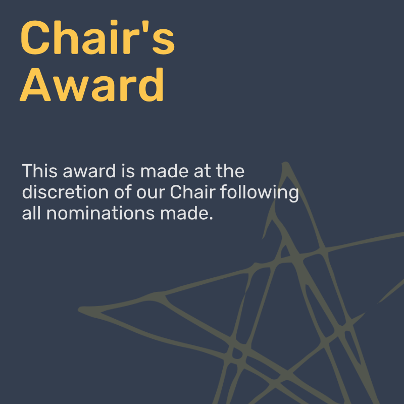 Chair's Award